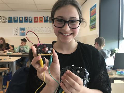 Wat is Expeditie Micro:bit